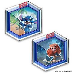 Disney Infinity: Disney Originals Toy Box Game Discs (2.0 Edition)