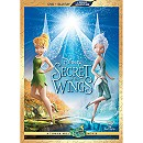 Secret of the Wings Blu-ray and DVD Combo Pack