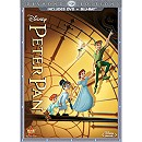 Peter Pan - 2-Disc Combo Pack