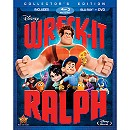 Wreck-It Ralph Blu-ray and DVD Combo Pack
