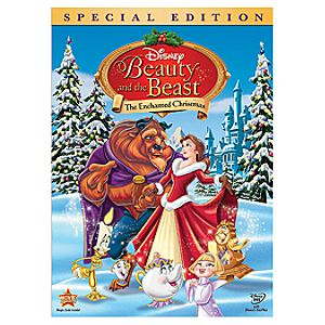 Pre-Order Beauty and the Beast: The Enchanted Christmas Special Edition DVD