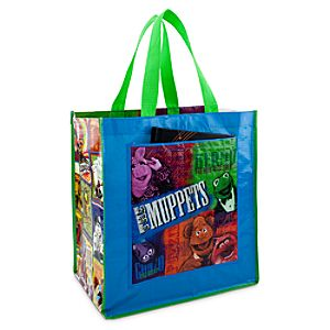 Reusable The Muppets Tote