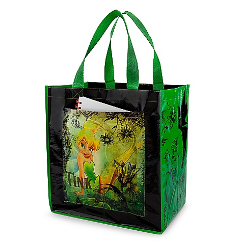 Reusable Tinker Bell Tote