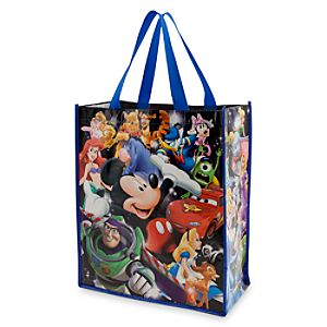 World of Disney Reusable Tote