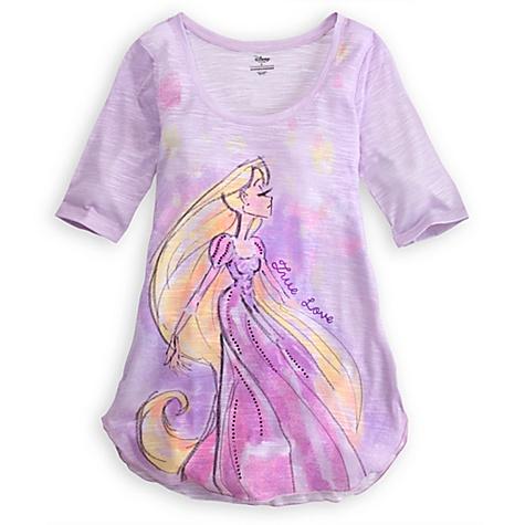 New Disneystore Princess Tees