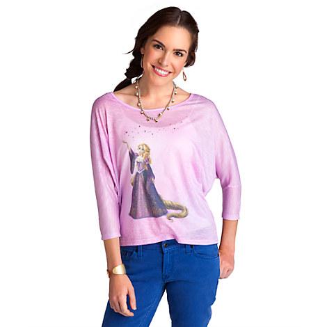 Rapunzel Tee for Women - Disney Fairytale Designer Collection