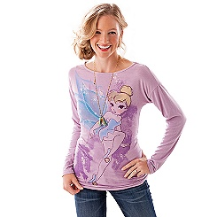 Tinker Bell Tee for Women - Long Sleeve