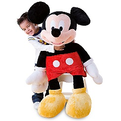 Mickey Mouse Plush - Jumbo 41''