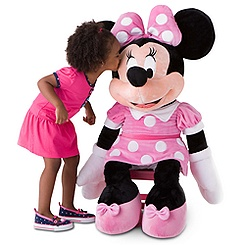 Minnie Mouse Plush - Jumbo 42''