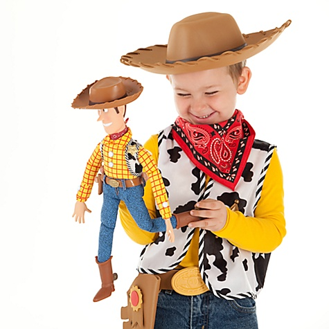 Your young toy story fan will be sheriff woody s favorite deputy with