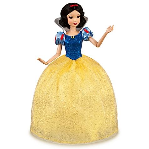 Disney Princess Snow White Doll -- 12'' H