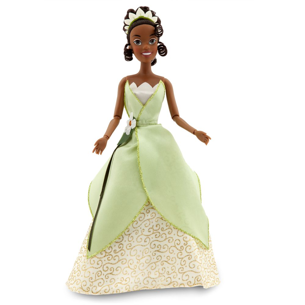 Disney Princess Tiana Doll -- 12'' H