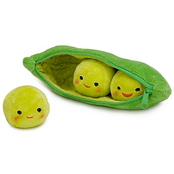 3 Peas-in-a-Pod Plush - Toy Story - 8''