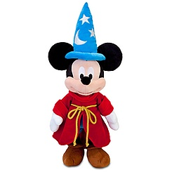 Sorcerer Mickey Plush - Mickey Mouse Club - 24''