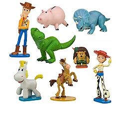 Toy Story 3 Heroes Figure Play Set