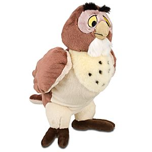Owl Plush Toy -- 13 H