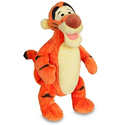 Tigger Plush - Mini Bean Bag - 7''