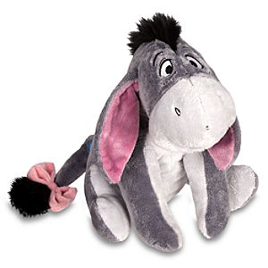 Eeyore Plush Toy -- 11