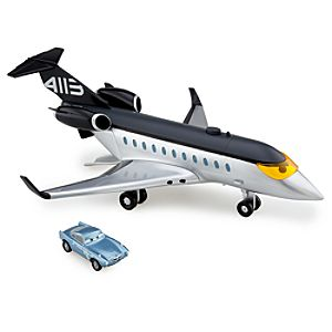 Cars 2 Siddeley Spy Jet Shoot Out Play Set -- 2-Pc.