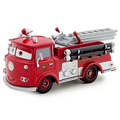 Red Die Cast Car - Cars 2