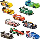 Deluxe Disney Cars 2 Figure Play Set -- 10-Pc.