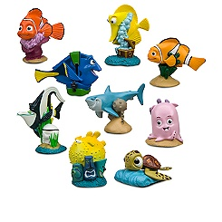 Finding Nemo Figure Play Set