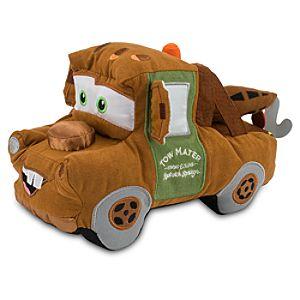 Cars 2 Tow Mater Plush -- 8