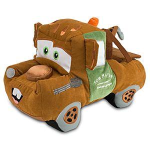 Cars 2 Tow Mater Plush -- 12