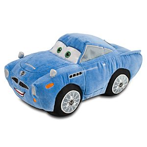 Cars 2 Finn McMissile Plush -- 13