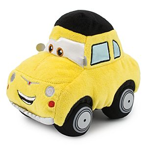 Cars 2 Luigi Plush -- 7