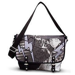 Crossbody Messenger Bag - Frankenweenie