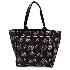 Mickey and Minnie Mouse EveryGirl Tote by LeSportsac