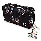 Mickey and Minnie Mouse Cosmetic Bag by LeSportsac