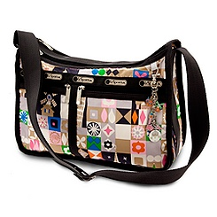 ''it's a small world'' Hobo Bag by LeSportsac - ''Global Journey''