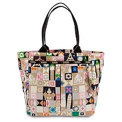 ''it's a small world'' Tote by LeSportsac - ''Global Journey''