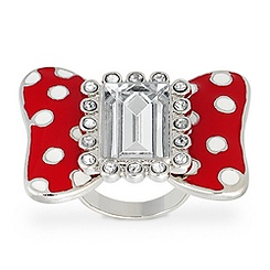 Minnie Mouse Bow Ring for Women by Disney Couture