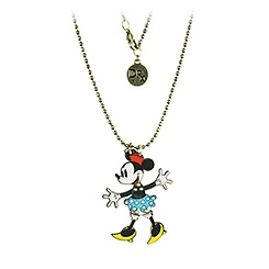 Minnie Mouse Necklace for Disney Couture
