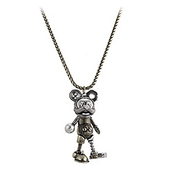 Mickey Mouse Necklace for Disney Couture