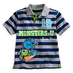 Monsters University Polo Shirt for Boys