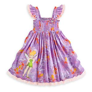 Tinker Bell Sundress for Girls