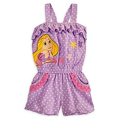 Rapunzel Romper for Girls