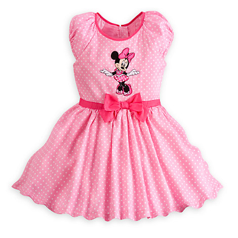 Minnie mouse party dress for girls pink dresses amp skirts disney