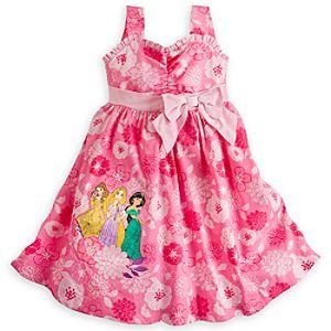 Disney Princess Woven Sun Dress for Girls