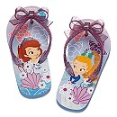 Sofia the First Flip Flops for Kids