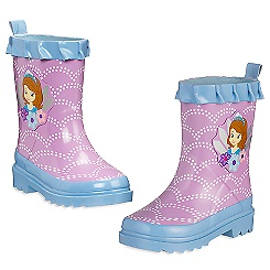 Sofia Rain Boots for Kids