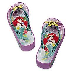 Ariel Platform Flip Flops for Kids