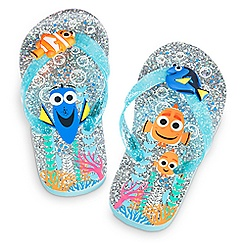 Finding Dory Flip Flops for Kids