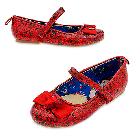 snow white shoes for