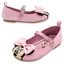 Minnie Mouse Clubhouse Dress Shoe for Girls