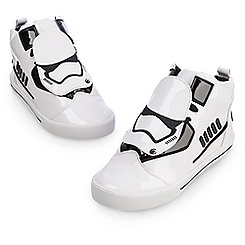 Stormtrooper Sneakers for Kids - Star Wars: The Force Awakens